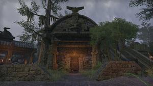 Здание в деревне Мёртвой-Воды 6