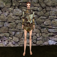 Простая рубашка (Morrowind) 7 (жен)