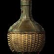 Пустая бутылка из-под вина Empty Wine Bottle 002