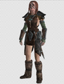 Aela the huntress 3D program 4.png