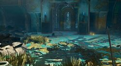 Ayleid Ruins (Blades)