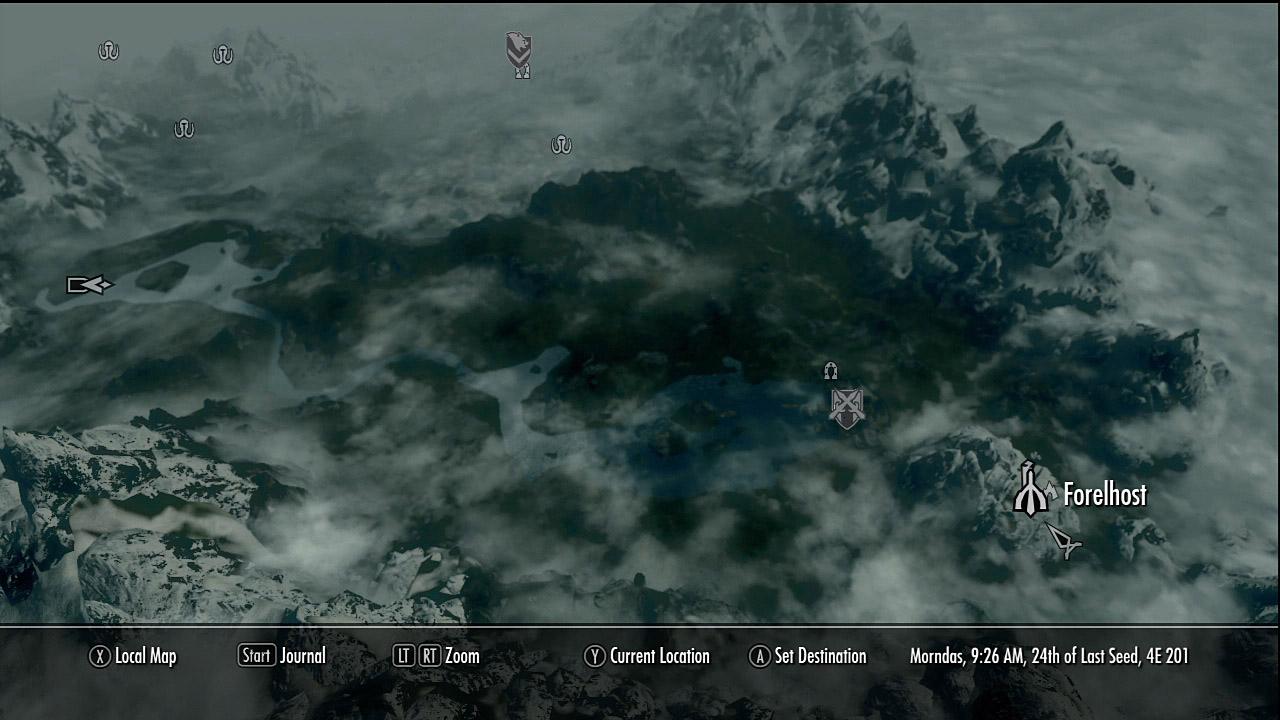 Forelhost (Skyrim) | Elder Scrolls | FANDOM powered by Wikia on