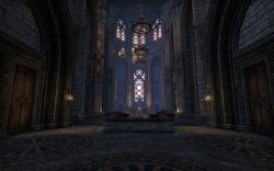 Gottlesfont Priory Interior