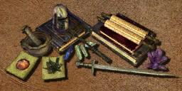 Klasa Mag bitewny (Morrowind)