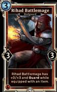 Rihad Battlemage (Legends) DWD