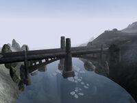 Мост через Изильд (TES III)
