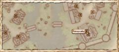 Риверсайд. Карта