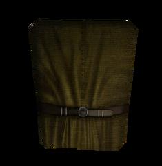 Тёмно-зелёная рубашка