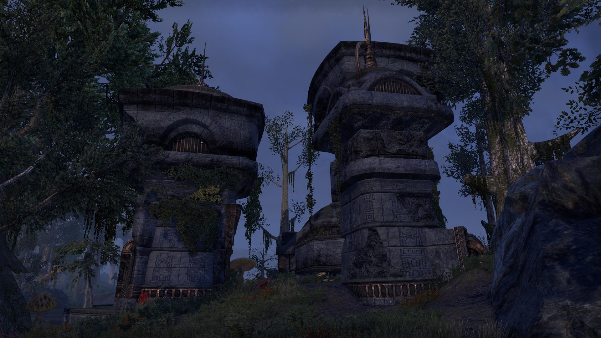 greater dwemer ruins