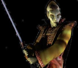 Morrowind - Manual - Altmer