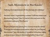 Seek Adventure in Murkmire!