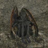 Мумия (Пещеры Уршилаку)