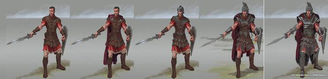 Concept-Imperial Armor