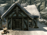 Deor Woodcutter's House
