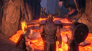 HotR BloodRoot forge 4 Morrowind