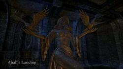 Statua Nocturnal Abah