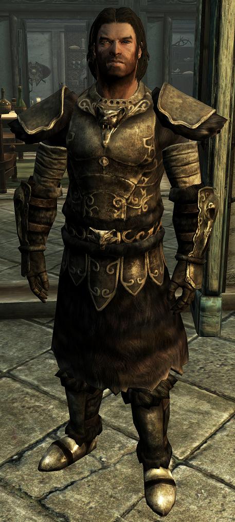 Wolf Armor Skyrim Elder Scrolls Fandom Powered By Wikia