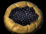 Виноградная кростата