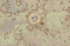 Форт Булворк (экстерьер). План