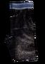 Чёрные широкие штаны
