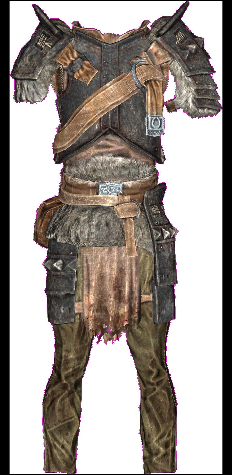 Banded Iron Armor Elder Scrolls Fandom Powered By Wikia
