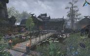 Dead-Water Village Bridge
