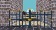 Rihad Palace Gates