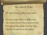The Sea It Rises