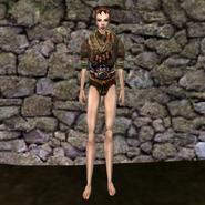 Простая рубашка (Morrowind) 18 (жен)