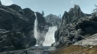 Хьялмарк — Водопады на реке Хьял