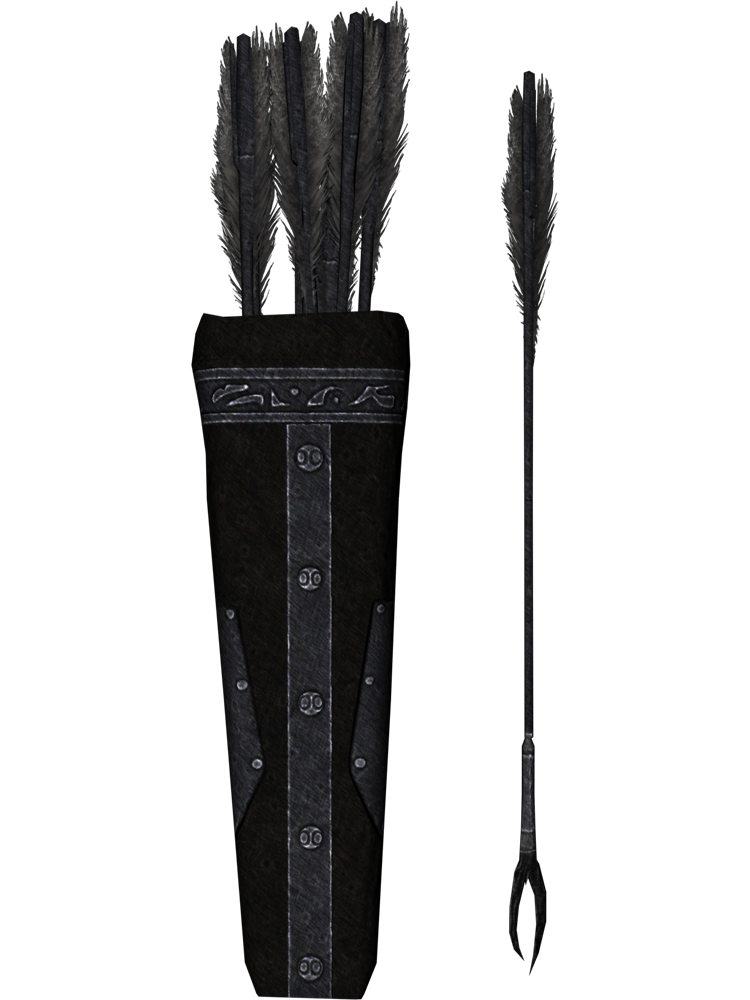 Image result for daedric arrow skyrim