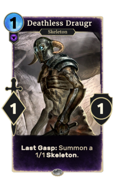 Deathless Draugr (Legends)