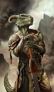 Fighters Guild Recruit card art