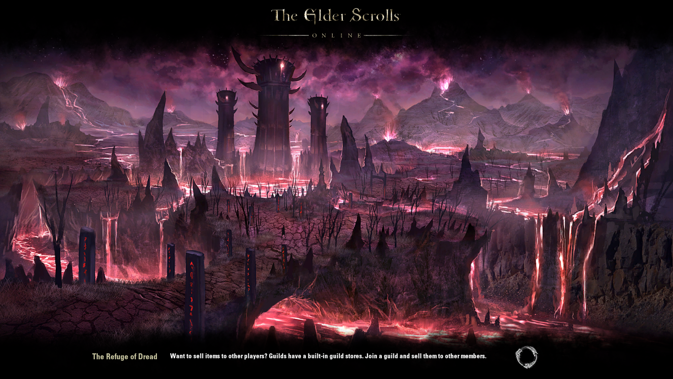 Loading Screens (Online) | Elder Scrolls | FANDOM powered by
