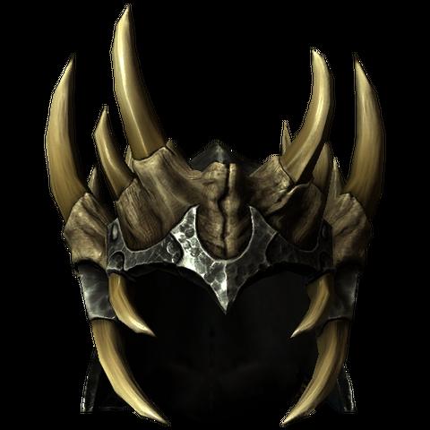 Wyszczerbiona Korona - symbol pierwszych królów Skyrim.