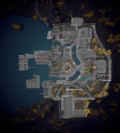 Поместье Чёрный Вереск на карте Рифтена