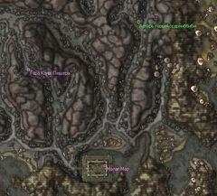 Святилище горы Ассарнибиби (карта)
