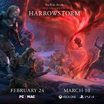 ESO Harrowstorm Twitter Promotional