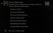 Savior of Morrowind Achievement