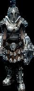 Имперская броня с закрытым шлемом (ж)