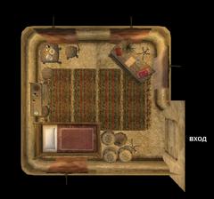 Квартира Мило. План