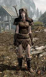 Beautiful Barbarian