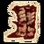 Daedric Boots (Oblivion) Icon