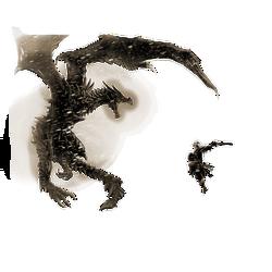 Dragon concept art (Legends)