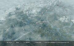 Pristanische ljetsa map