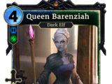 Queen Barenziah (Legends)