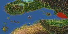 Reino Quietud Map