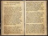 The Wandering Spirits