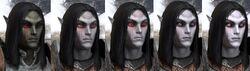 Vampirism Stages Face (Online)