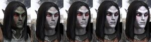 Vampirism Stages Face (Online)